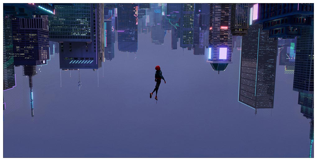 Неформатный постер Spider-man / Человек-паук